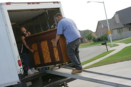 Piano moving services by City Transfer Company